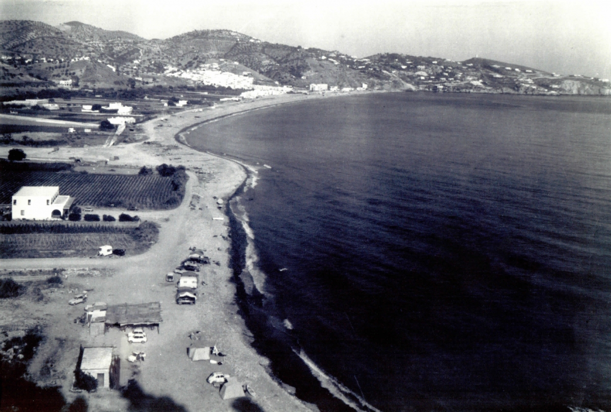 Primer Chambao de Vicente